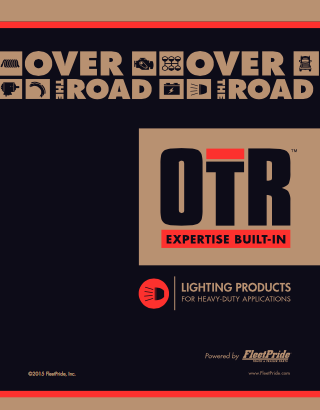 Over the Road - Lighting Products