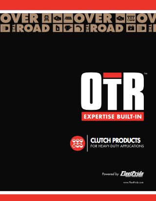 Over the Road - Clutch Products